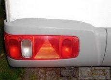 Caraluna I lakókocsi lámpa