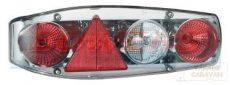 Caraluna Chromium II Plus, lakókocsi lámpa