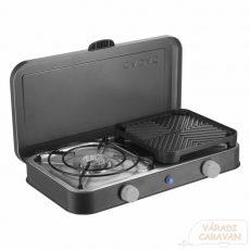 CADAC 2-Cook Deluxe gázfőző és grill