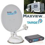Maxview Target automatikus műhold kereső