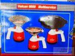 3 az egyben Fűtő, főző, grill készlet Vulkán 6000