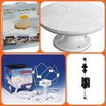 DVBT antennák és beltéri egységek