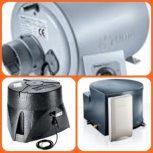 Gázbojler, vízmelegítés
