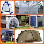 Kiegészítő sátrak