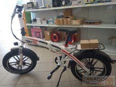 RKS TNT 25 FatBike elektromos kerékpár